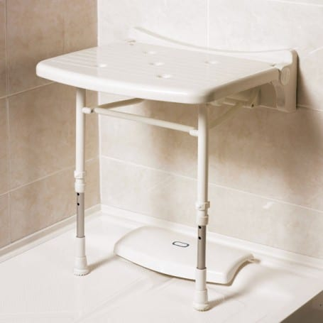 Standard Fold-Up Shower Seat – 2000 series