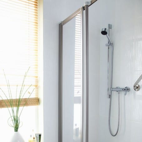 ARKA® Thermostatic Mixer Shower