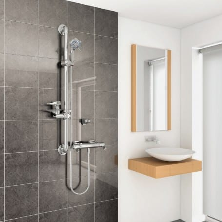 Arka Care Thermostatic Mixer Shower Akw
