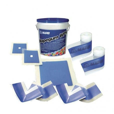 Standard Mapei Wet Room Kit