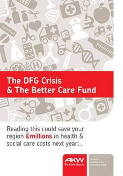 The Disabled Facilities Grant (DFG) Crisis Whitepaper