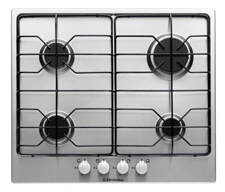 Gas Hobs with 4 Rings