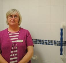 New Wet Rooms at Royal Court Care Homes