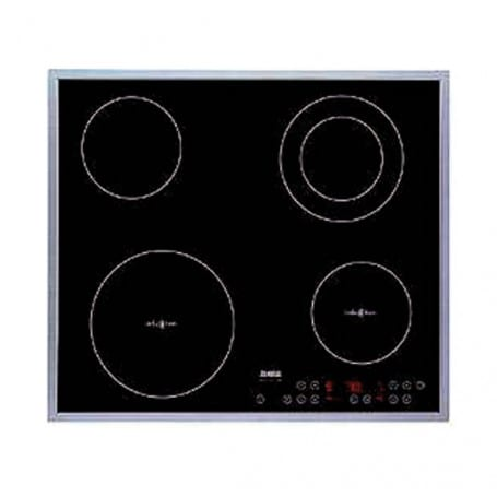 Halolight Ceramic Hob with 4 Zone Touch Control