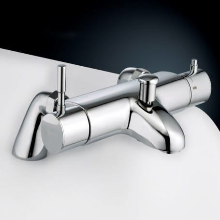 Civetta Thermostatic Bath Shower Mixer