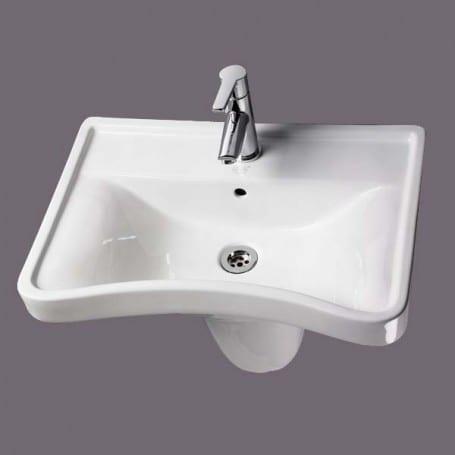 Ergonomic Concave Washbasin Akw