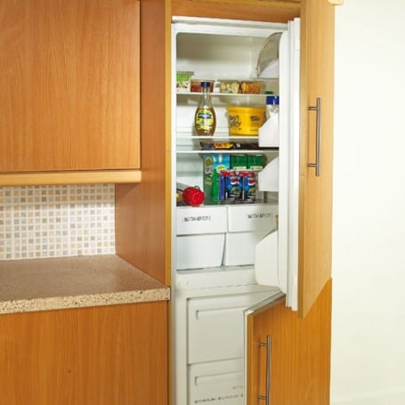 Built-In Fridge Freezer