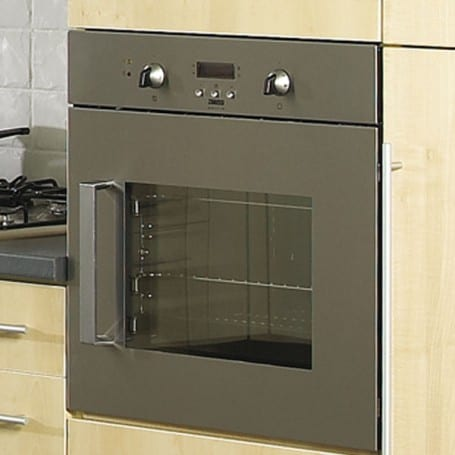 Single Oven Side Opening Door