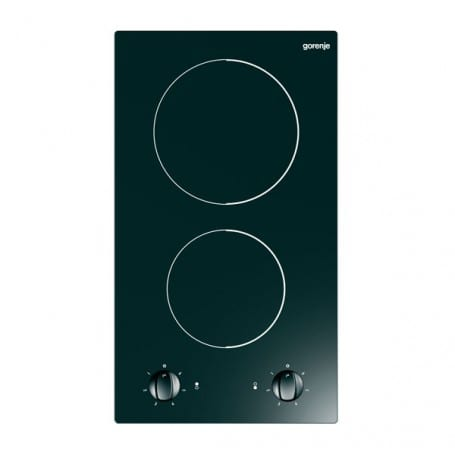 Ceramic Hob with 2 Rings