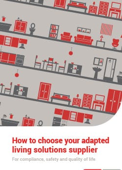 Independent Living Solutions Supplier Guide AKW