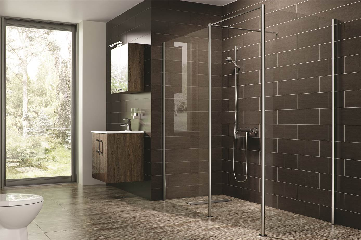 Wet Rooms Are Growing in Popularity | AKW