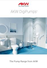 Digital Shower Waste Pumps