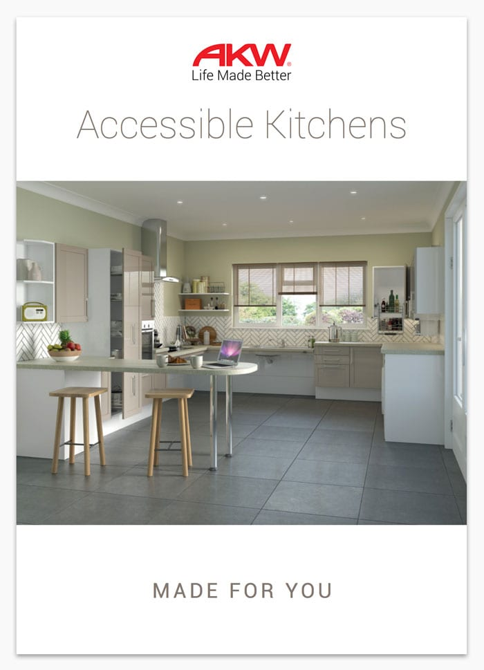 Accessible Kitchens Brochure | AKW