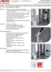 Larenco Care Glass Screens