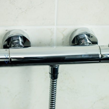 Arka Cool Touch Mixer Shower