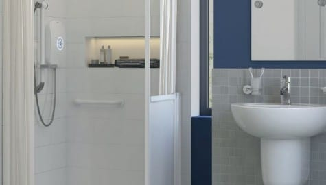 The number of adapted bathroom installations are on the rise