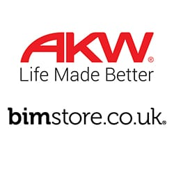 AKW now have a range of BIM ready products