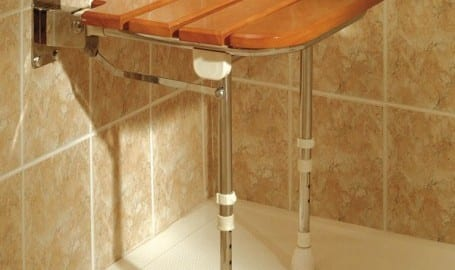 Shower Seats: Providing Support & Stability in the Bathroom