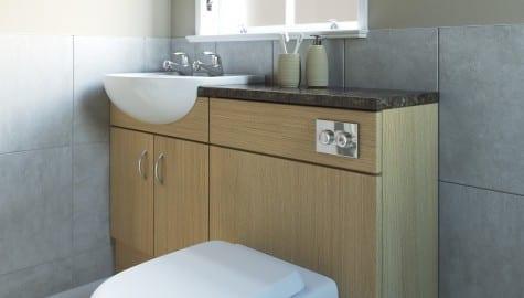 AKW Launch NEW & Updated Bathroom Furniture Range