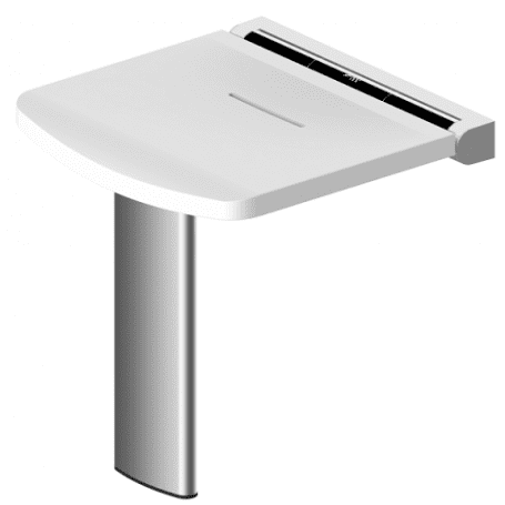 Onyx Fold-Up Shower Seat