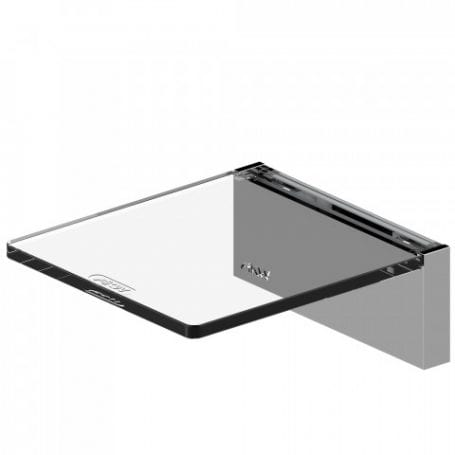 Onyx Small Shelf Chrome