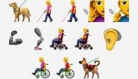 Apple set to Introduce Disability Emoji
