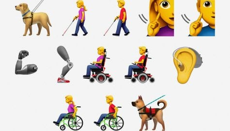 Apple set to Introduce Disability Emoji