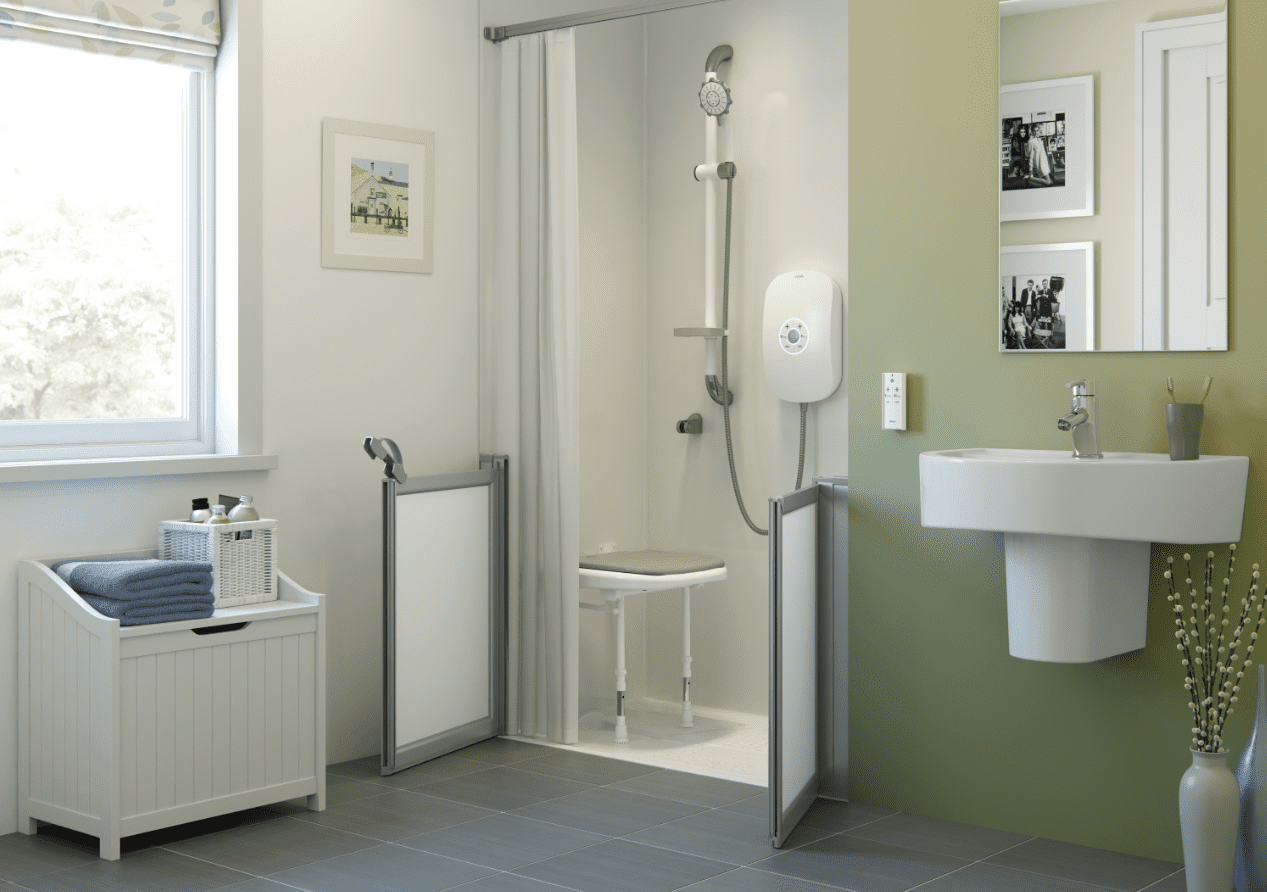 Wet Room Shower Curtains >> Top 10 Products to Adapt Your Bathroom | AKW
